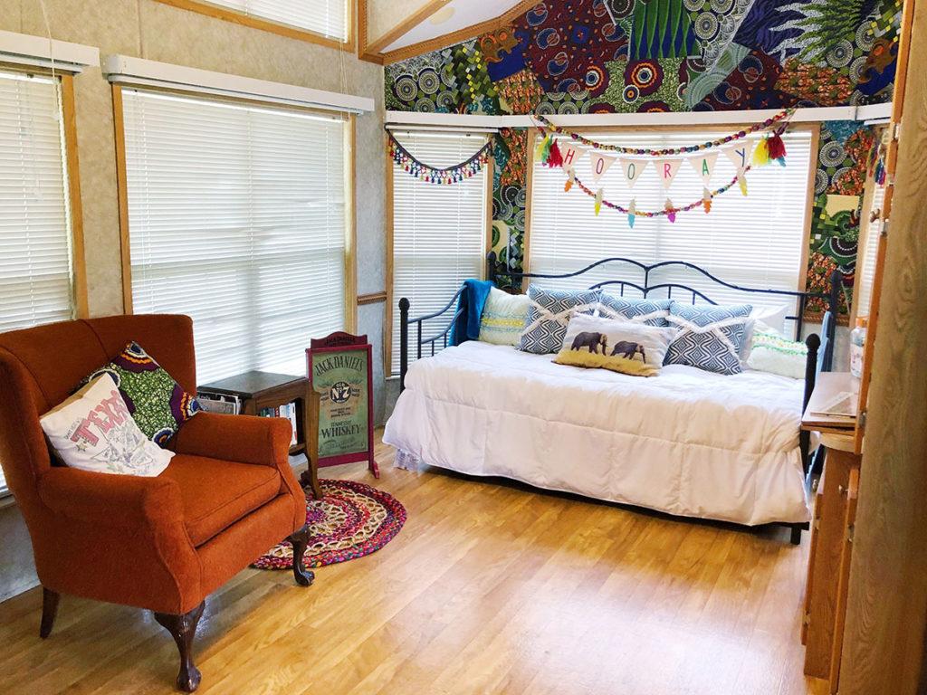 Living Room Of Gypsy Wild