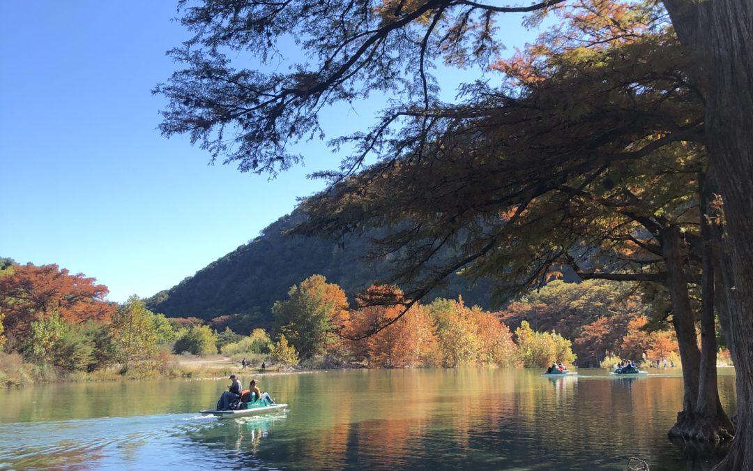 Frio River Garner State Park